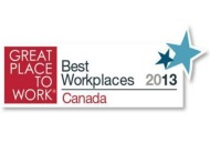 BEST WORKPLACES 2013 (CANADA)